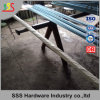 El cinc plateó las barras roscadas hardware del sujetador hechas en China