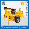 Machine de fabrication de brique de la machine M7mi Hydraform de brique d'argile de couplage en Afrique du Sud