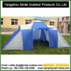 6 شخص اثنان غرفة أسرة مسيكة فائق خفّة مخيّم خيمة عمليّة بيع