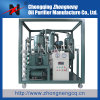 Macchina di rigenerazione della pianta di filtrazione dell'olio del trasformatore/olio isolante