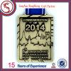 Изготовленный на заказ победитель Medal марафона Sport Running с Ribbon