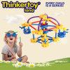 Игрушка пластичных строительных блоков предварительная для развития детей