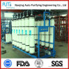 Système industriel de RO d'uF de purification d'eau