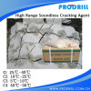 石造りのSplittingおよびConcrete Construction Demolition Cracking Powder Expansive Mortar