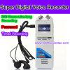 Tiempo largo que registra la grabadora de voz portable (H800)