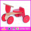 Car Wholesale、Toy Car、Cute Wooden Baby Tricycle Car Toy W16A010のLovely Children Wooden Rideの2015年のクリスマスGift Kids Ride