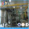 завод рафинадного завода пищевого масла нефтеперерабатывающего предприятия сои 20t/D