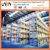 Sistema ajustável da cremalheira do armazenamento da carga pesada