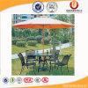 Напольный зонтик обедая стулы таблицы и сада комплектов (UL-6602)