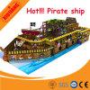 Спортивная площадка корабля пирата крытая