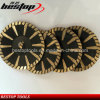 T Segmented Turbo Cutting Disc Concave Saw Blade