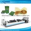 Überzogenes Papier-lamellierter Papierbeutel, der Maschine herstellt