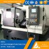 Tck-45HS CNC, der Mittelmaschinen-Drehbank mit Präge- und bohrenfunktion dreht