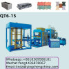 Alta qualità Full Automatic e Hydraulic Brick Making Machine, Hollow Block Machine, Paver Brick Machine