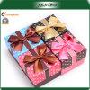 Рециркулированная способом бумажная твердая коробка Jewellery подарка картона