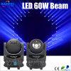 Più nuovo indicatore luminoso capo mobile del fascio di modo LED 60W