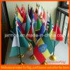 Bekanntmachen von Plastic Table Flag für Sale Promotion