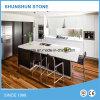 Kunstmatige Witte Countertops van de Steen van het Kwarts Kosten voor Keuken