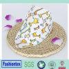 中国のカスタム印刷のげっぷの布の平野の赤ん坊の胸当て