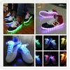 La vente la plus chaude ! ! ! Les lumières rechargeables de la simulation LED d'USB pour le sport chausse des vêtements de chaussures de Casuals