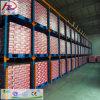Cremalheira resistente de aço ajustável do armazenamento do armazém