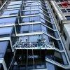 Berceau suspendu par aluminium Zlp1000 de décoration de Buidling