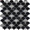 건축재료 세라믹 유리제 대리석 모자이크 벽 도와 (SA001)