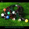 E27 LED Girlande-Riemen-Leuchte