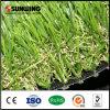 Césped artificial de la hierba de la buena calidad para ajardinar