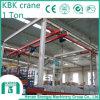 Industriële Flexibele Draagbare Kleine Kraan 1 Ton