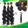 Original Virgin Human Hair Cheap Machine Weaving Extensão do cabelo humano