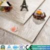 陶磁器の床タイル600*600mmの無作法な磨かれた艶をかけられた石造りの大理石の床タイル(JA80806M)
