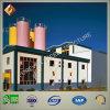 Atelier pratique de structure métallique pour l'usine