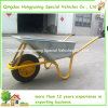 정원 (WB6414T)를 위한 최신 Sale 유럽 Market Galvanized Wheelbarrow