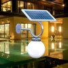 Luz solar inteligente del control LED con el certificado del Ce