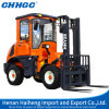 2.8 Saleのためのトン4WD Roughの地勢Forklift Truck