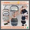 48 Taschenlampe USB-Solaranschluß der LED-kampierender Laterne-1W LED