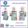 Prensa de las latas de aluminio de Hellobaler de China Vm-3