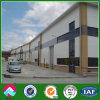 Edificios industriales aislados de la estructura de acero