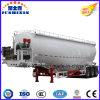 2016 reboques deVenda do petroleiro do pó de maioria de 3 eixos, reboque maioria do tanque do cimento Semi para o caminhão de Trator