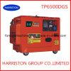 高品質の無声ディーゼル発電機Tp6500dgs