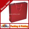 Rectángulo de regalo de papel rojo (3161)