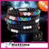 Bracelets faits main de bijoux avec des ions
