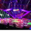 Affichage visuel LED Dance Floor du lancement 8.93mm de Pixel