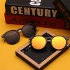 Солнечные очки нового способа конструктора цветастого пластичные с виском металла (6809)