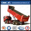 최신 판매 8*4 Foton Auman 경량 상자 덤프 트럭