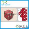 Boîte faite sur commande à sucrerie de papier de douche de bébé, boîte chinoise à sucrerie de forme de cadre