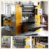 Máquina de la máquina de estampación del papel de tejido facial