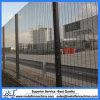 Cerco revestido do engranzamento da segurança do perímetro 358 do PVC