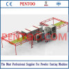 Move obliquo Automatic Powder Coating Equipment per Narrow Space